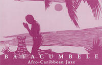 Batacumbele Afro-Carribean Jazz Concert Postcard