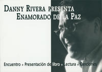 Danny Rivera Book Presentation and Signing Event Postcard