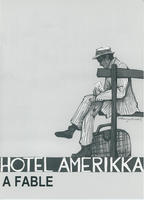 Hotel Amerikka: A Fable Promotional Postcard