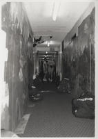 Dormitory hall, Halloween