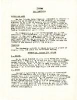 New York-New Jersey Interracial Regional Justice Commission, 1953-1954, Program