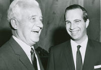 Social Action Secretariat Conference 1964, Senator K.B. Keating and Odgen Reid