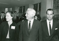 Social Action Secretariat Conference 1964, Mary Moran, Senator K.B. Keating, Odgen Reid