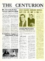 "The Centurion, October 25, 1961, ""Human Relations Conference Features Ogden Reid, Rev. John LaFarge, S.J."""