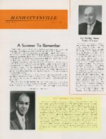 "Manhattanville Newsletter, November 1964, ""Roy Wilkins Honored"""