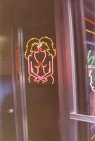 Lesbian neon sign