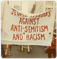 Jewish lesbians against anti-semitism and racism