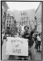 We Are Family. Parents of Gays.