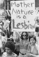 """Mother Nature is a Lesbian"""