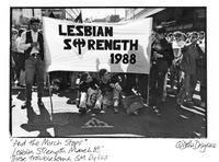 And the March Stops- Those troublesome SM Dykes