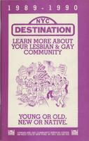 NYC Destination: Learn More About Your Lesbian & Gay Community Guide