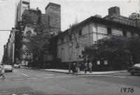 Pierpont Morgan Library and DeLamar Mansion, 1976.