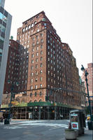 Fraternity Clubs Building, 22 East 38th Street, 2008.