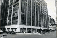 Northwest corner of Park Avenue and 40th Street, 1976