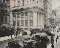 Knickerbocker Trust Company, Fifth Avenue and West 34th Street, 1910
