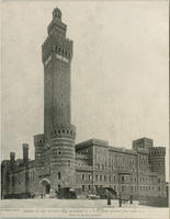 71st Regiment Armory, 1906.