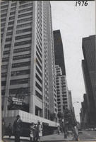 Third Avenue looking north from 37th Street, 1976.