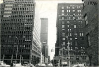 Park Avenue looking east on 39th Street, 1976.