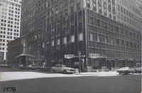 Socony-Mobil Building, 150 East 42nd Street, 1976.