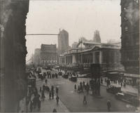 Fifth Avenue looking south from 42nd Street, 1927.