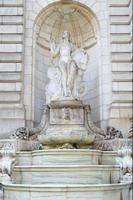 Fountain, New York Public Library, 475 Fifth Avenue, 2008