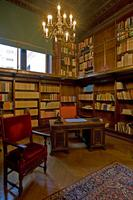 Librarian's office, Morgan Library, 2009