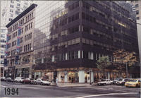Fifth Avenue and East 39th Street, 1994.