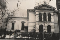 The New Church, 1977.