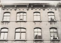 Detail of windows, 106 East 35th Street.