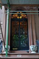 Doorway, 129 E. 35th Street, 2008.
