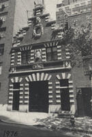 Carriage House, 149 East 38th Street, 1976