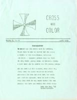 Cross and Color Volume I, No. 4