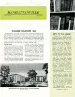 """Manhattanville"" newsletter, Volume X, No. 3"