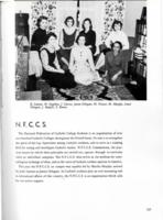 Social action at Manhattanville, 1956