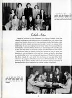 Social action at Manhattanville, 1947