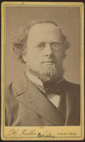 Carte de Visite, August Breisky