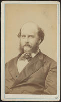 Carte de Visite, John Williams Dowling