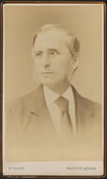 Carte de Visite, William Henry Draper