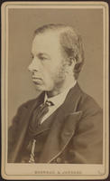 Carte de Visite, Matthew Berkeley Hill