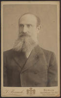 Carte de Visite, James Adolf Israel
