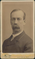 Carte de Visite, William Thompson Lusk