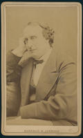 Carte de Visite, William Scovell Savory
