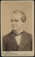 Carte de Visite, James Marion Sims