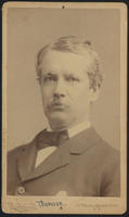 Carte de Visite, William Hanna Thomson
