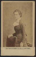 Carte de Visite, Alice Vickery