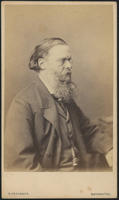 Carte de Visite, James John Garth Wilkinson