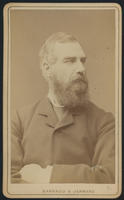 Carte de Visite, Alfred Willett