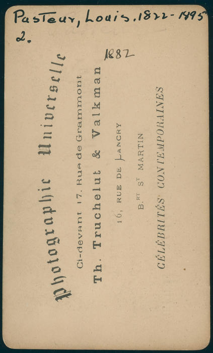 Description Carte De Visite