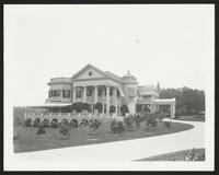 House, exterior, undated [circa 1900-1910].