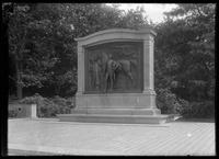 Marquis de Lafayette monument, Prospect Park, Brooklyn, New York City, undated (ca. 1917-1919).